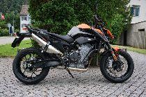 Motorrad kaufen Occasion KTM 890 Duke L (naked)