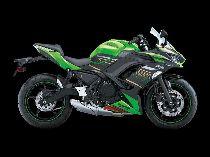 Motorrad Mieten & Roller Mieten KAWASAKI Ninja 650 ABS (Sport)