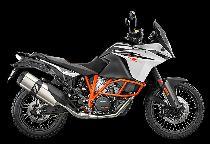 Motorrad Mieten & Roller Mieten KTM 1090 Adventure (R) (Enduro)