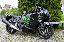 Motorrad kaufen Occasion KAWASAKI ZZR 1400 ABS (touring)