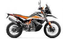 Motorrad Mieten & Roller Mieten KTM 790 Adventure R (Enduro)