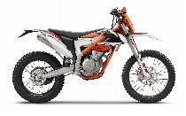 Louer moto KTM Freeride 250 F (Enduro)