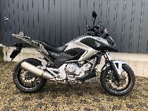Motorrad kaufen Occasion HONDA NC 700 XA ABS (enduro)