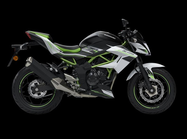 Acheter une moto KAWASAKI Z 125 Performance neuve