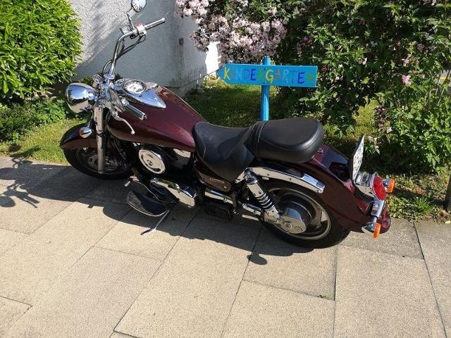 Motorrad kaufen KAWASAKI VN 1600 Classic Occasion