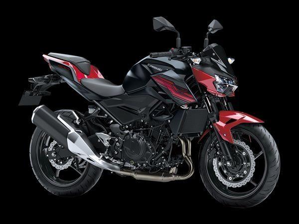 Acheter une moto KAWASAKI Z 400 neuve
