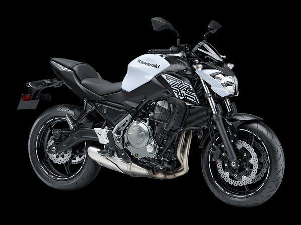Acheter une moto KAWASAKI Z 650 neuve