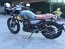 Acheter une moto Occasions MONDIAL HPS 125 (retro)