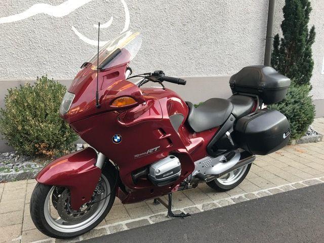 Motorrad kaufen BMW R 1100 RT