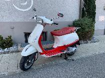 Motorrad kaufen Occasion PIAGGIO Vespa LXS 125 i.e. (roller)