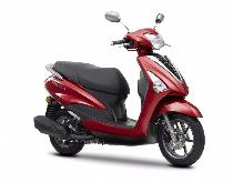 Töff kaufen YAMAHA LTS 125 C New D�elight 125 Roller