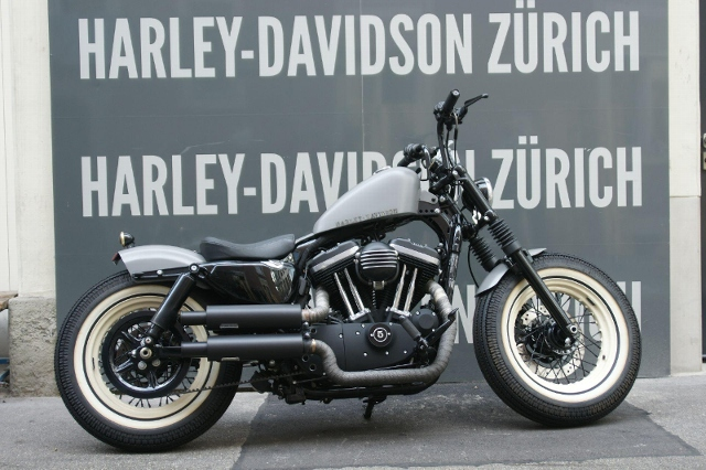 Bild des HARLEY-DAVIDSON XL 1200 X Forty-Eight