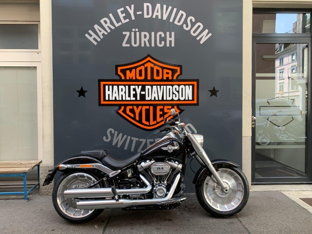 Motorrad kaufen HARLEY-DAVIDSON FLFBS 1868 Fat Boy 114 Neufahrzeug