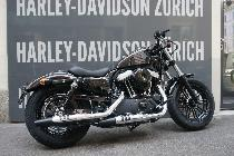 Bild des HARLEY-DAVIDSON XL 1200 X Sportster Forty Eight ABS