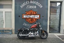Motorrad kaufen Occasion HARLEY-DAVIDSON XL 1200 XS Sportster Forty Eight Special (custom)