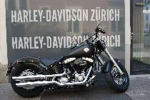Motorrad kaufen Neufahrzeug HARLEY-DAVIDSON FLS 1690 Softail Slim ABS (custom)