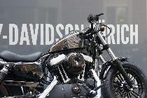 Motorrad kaufen Neufahrzeug HARLEY-DAVIDSON XL 1200 X Sportster Forty Eight ABS (custom)