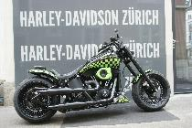 Bild des HARLEY-DAVIDSON FXSTB 1340 Softail Night Train