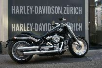 Motorrad kaufen Occasion HARLEY-DAVIDSON FLFB 1745 Fat Boy 107 (custom)