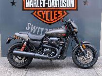 Bild des HARLEY-DAVIDSON Street Rod 750