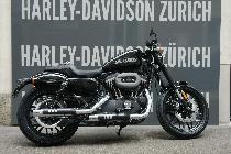 Motorrad kaufen Occasion HARLEY-DAVIDSON XL 1200CX Sportster Roadster ABS (custom)