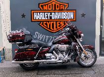 Motorrad kaufen Occasion HARLEY-DAVIDSON FLHTCUSE8 CVO 1801 Ultra Classic Electra-Glide ABS (touring)