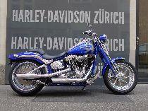 Motorrad kaufen Occasion HARLEY-DAVIDSON FXSTSSE3 1802 Screamin Eagle Softail Spr. (custom)