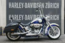 Bild des HARLEY-DAVIDSON FLSTNSE CVO 1801 Softail Deluxe ABS