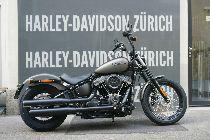 Motorrad kaufen Occasion HARLEY-DAVIDSON FXBB 1745 Street Bob 107 (custom)