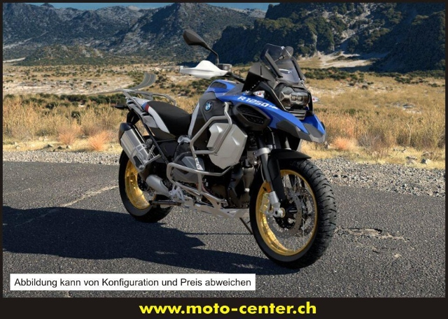 Motorrad kaufen BMW R 1250 GS Adventure HP Style Occasion