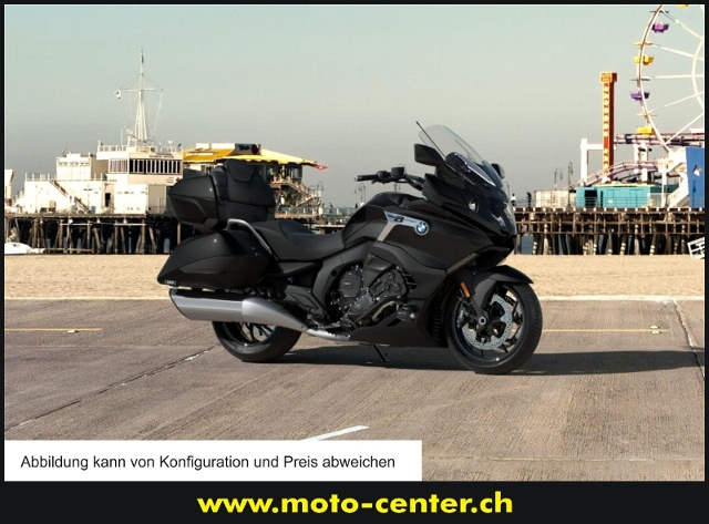 Motorrad kaufen BMW K 1600 B ABS Grand America Occasion