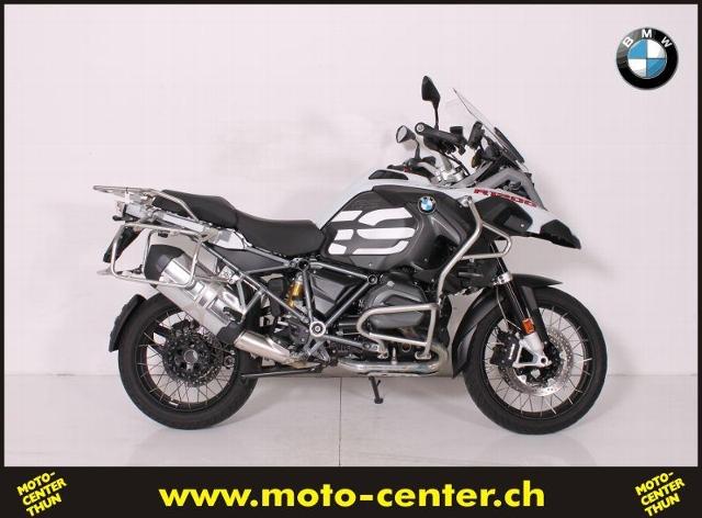 Motorrad kaufen BMW R 1200 GS Adventure ABS Triple Black Occasion