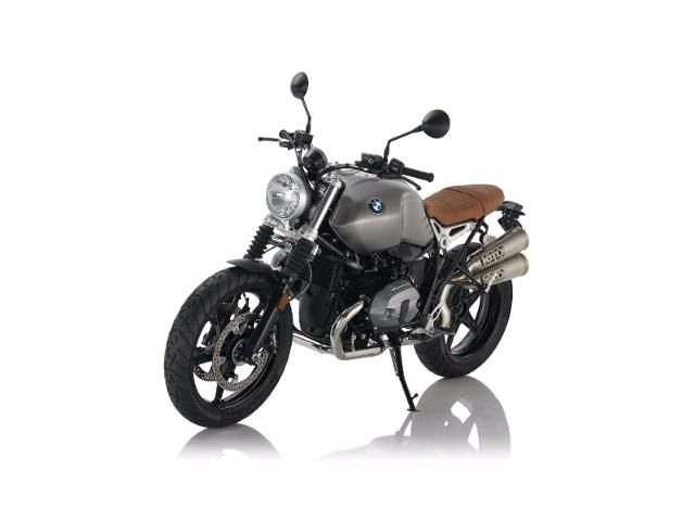 Motorrad kaufen BMW R nine T Scrambler ABS Vorführmodell Occasion
