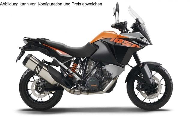 Motorrad kaufen KTM 1050 Adventure ABS Occasion