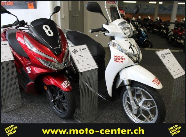Motorrad kaufen HONDA ANC 125 Eventroller Nr. 11 Occasion