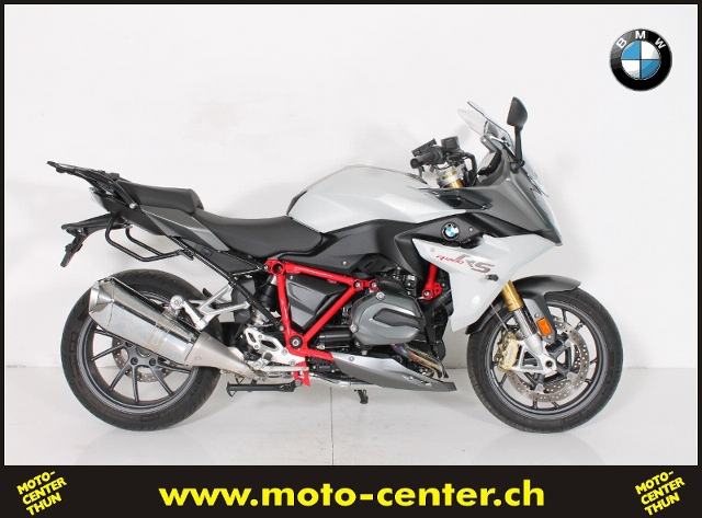 motorrad occasion kaufen bmw r 1200 rs abs moto center. Black Bedroom Furniture Sets. Home Design Ideas