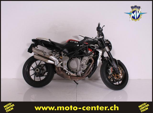 Motorrad kaufen MV AGUSTA F4 1078 Brutale RR ab CHF 131.90 pro Monat Occasion