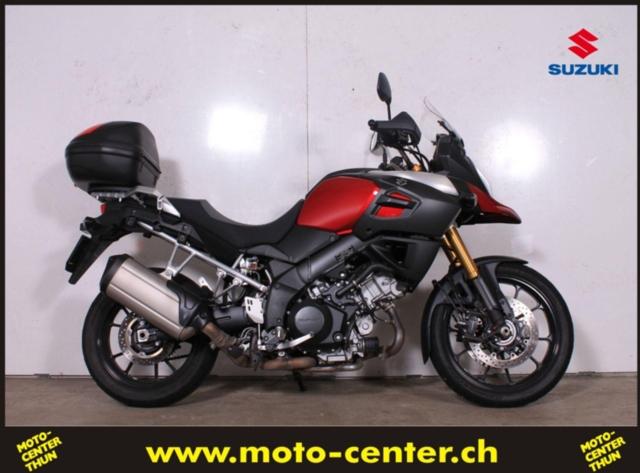 Motorrad kaufen SUZUKI DL 1000 A V-Strom ABS ab CHF 146.50 pro Monat Occasion