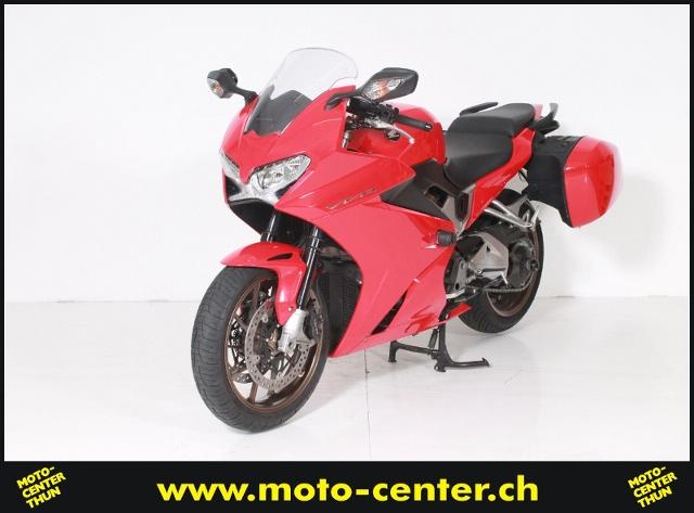 Motorrad kaufen HONDA VFR 800 F ABS Occasion