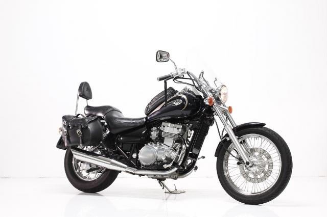 Motorrad kaufen KAWASAKI EN 500 Occasion