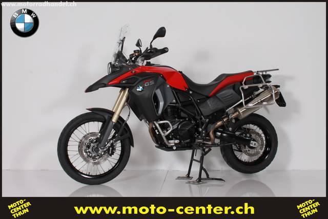 Motorrad kaufen BMW F 800 GS Adventure ABS Occasion