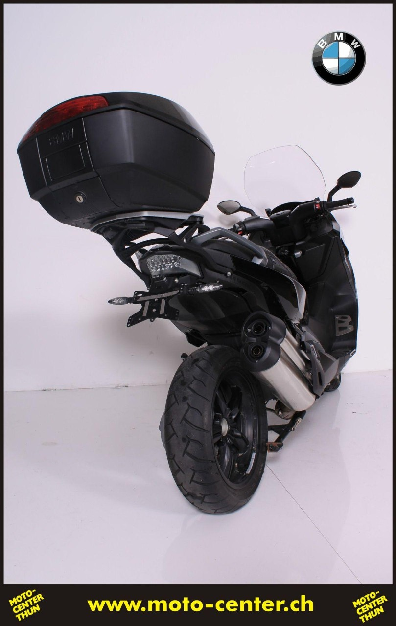 moto occasions acheter bmw c 650 sport abs ab chf. Black Bedroom Furniture Sets. Home Design Ideas