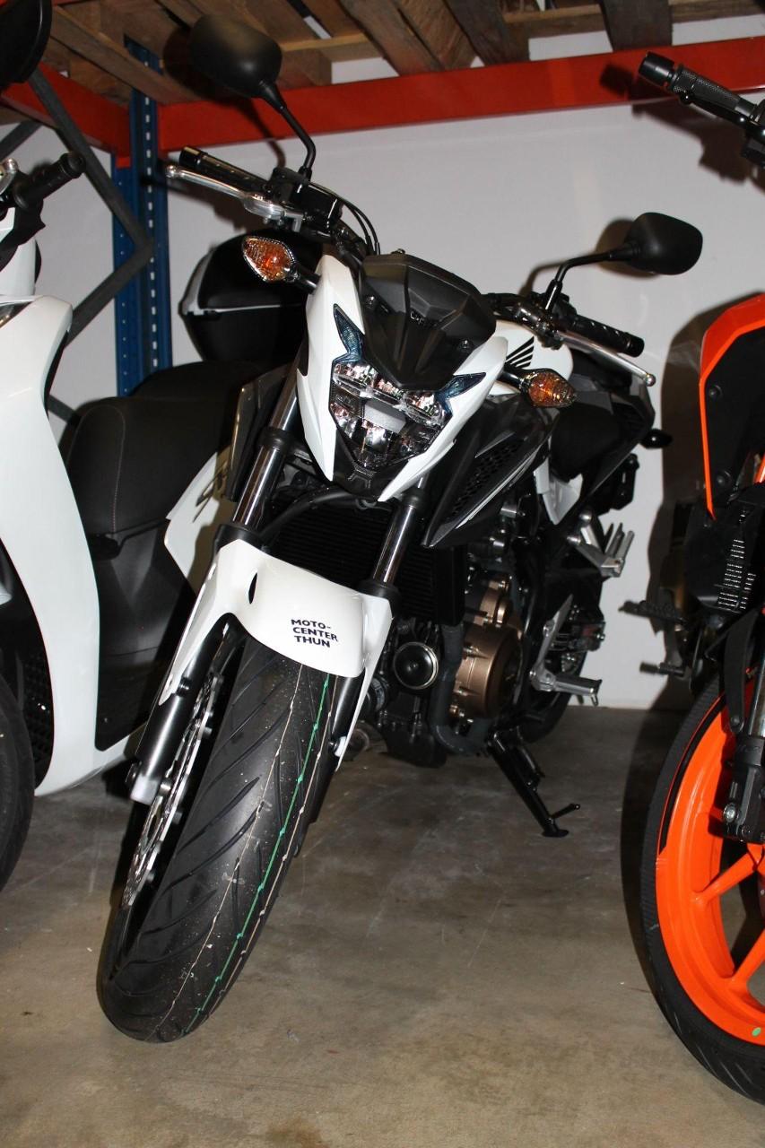 moto occasions acheter honda cb 500 fa abs lager abverkauf moto center thun steffisburg. Black Bedroom Furniture Sets. Home Design Ideas