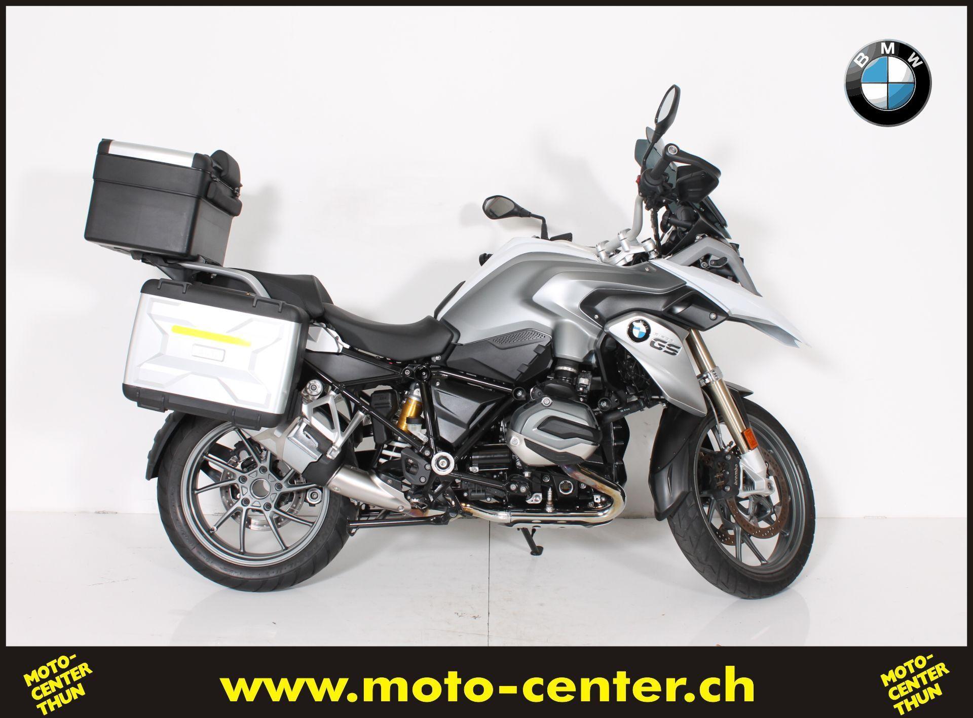 motorrad occasion kaufen bmw r 1200 gs abs moto center thun steffisburg. Black Bedroom Furniture Sets. Home Design Ideas