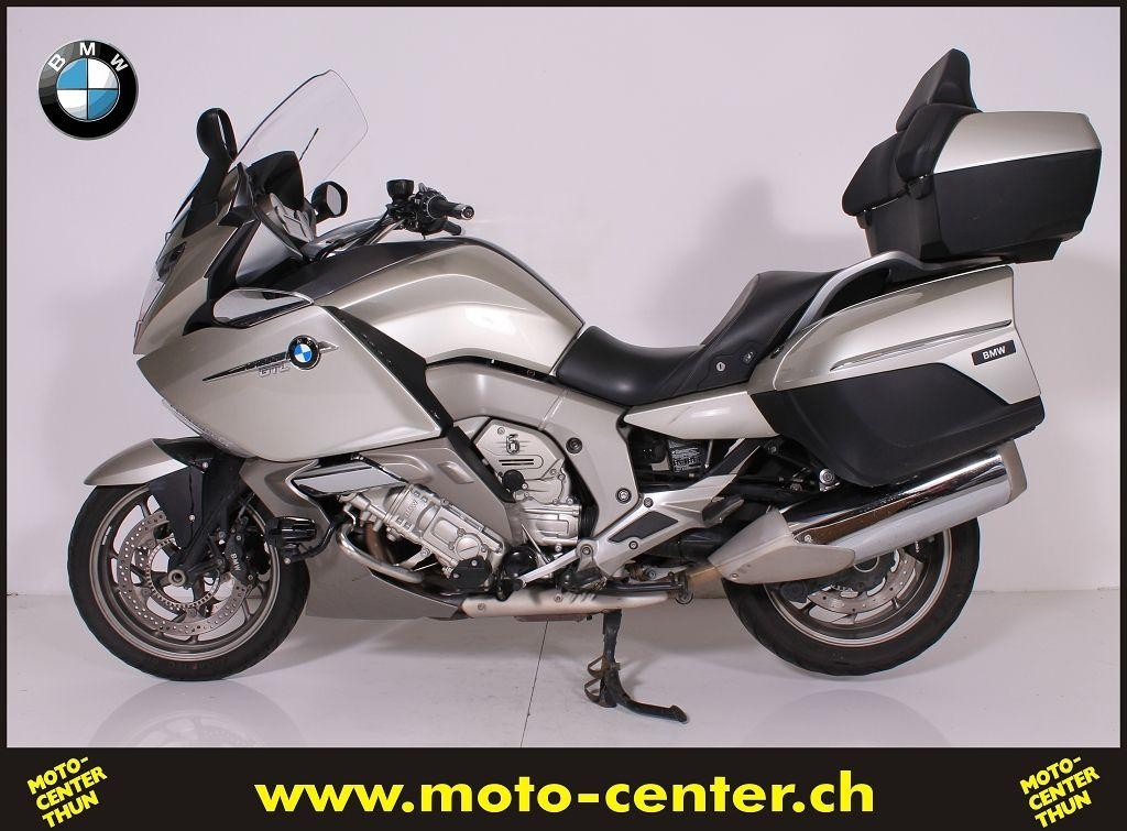 moto occasions acheter bmw k 1600 gtl abs moto center thun steffisburg. Black Bedroom Furniture Sets. Home Design Ideas