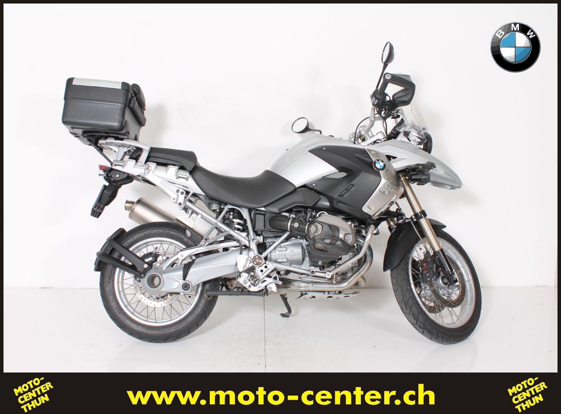 motorrad occasion kaufen bmw r 1200 gs moto center thun steffisburg. Black Bedroom Furniture Sets. Home Design Ideas