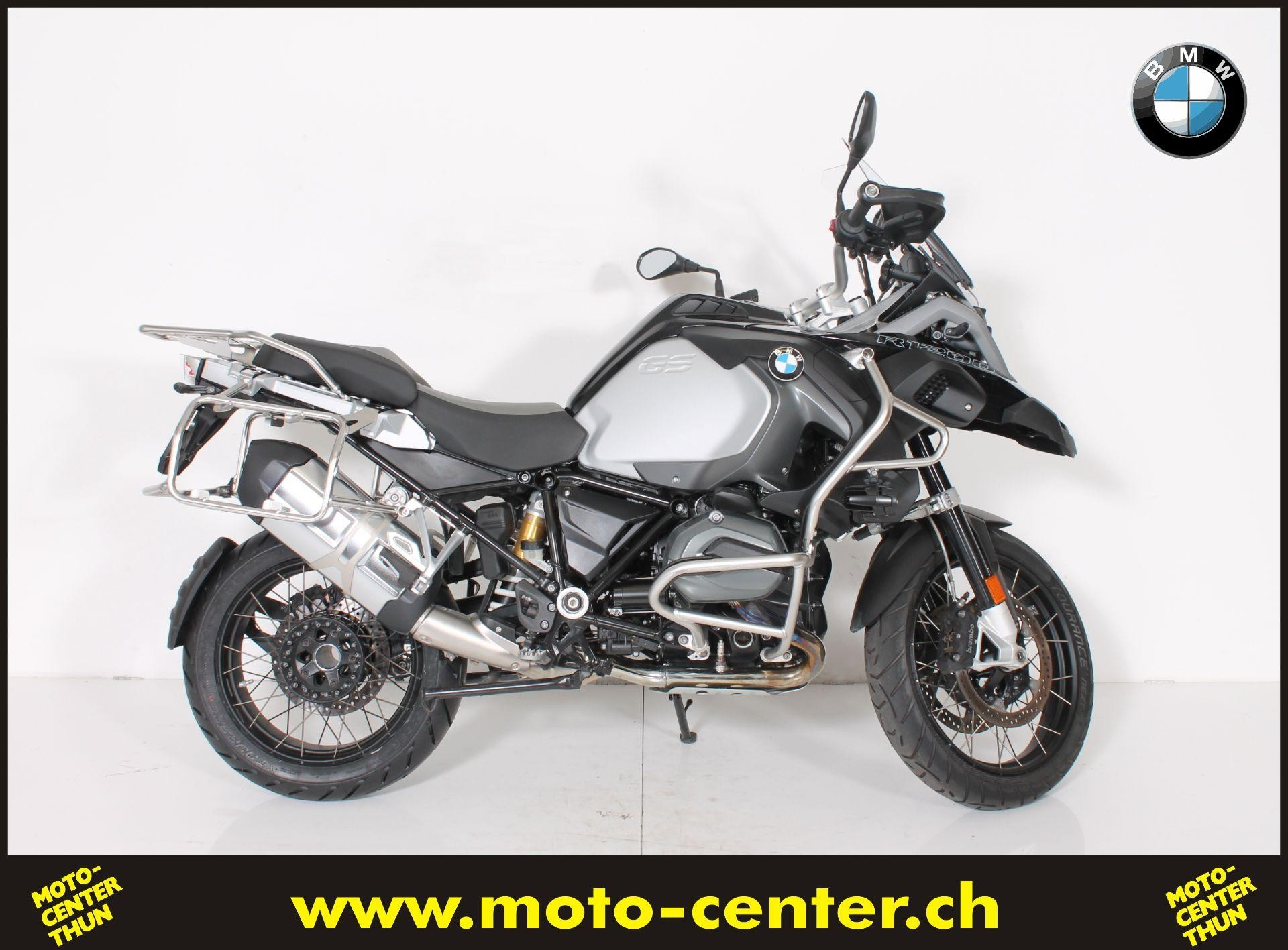 motorrad occasion kaufen bmw r 1200 gs adventure abs ab chf pro monat moto center thun. Black Bedroom Furniture Sets. Home Design Ideas
