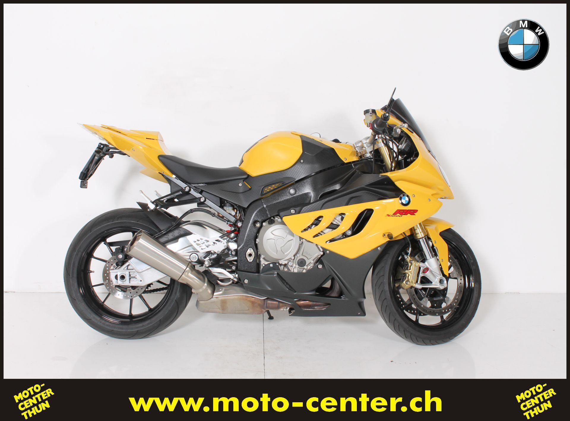 motorrad occasion kaufen bmw s 1000 rr abs moto center thun steffisburg. Black Bedroom Furniture Sets. Home Design Ideas