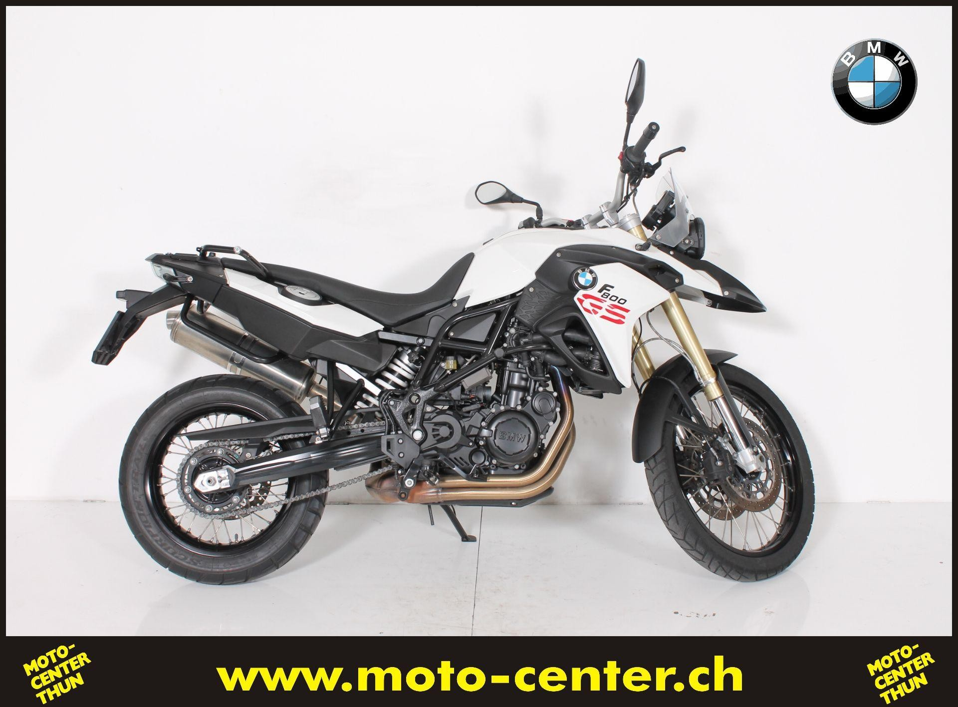 motorrad occasion kaufen bmw f 800 gs moto center thun steffisburg id 7397901 zeile 17. Black Bedroom Furniture Sets. Home Design Ideas