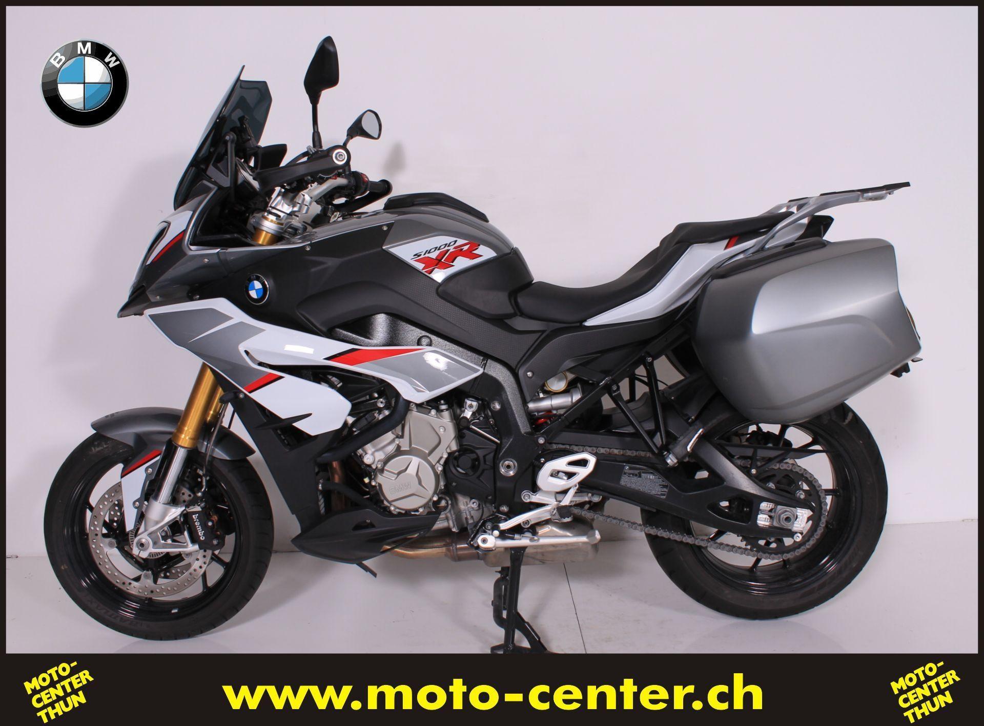 moto occasions acheter bmw s 1000 xr abs moto center thun steffisburg. Black Bedroom Furniture Sets. Home Design Ideas
